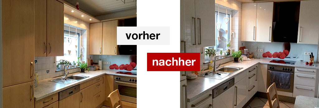 Küchenrenovierung - Der Renovierungs - Spezialist Nr. 1 im Norden ...